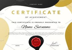 Certificate and diploma. Certificate of achievement. Premium present certificate. Create Certificate, Certificate Border, Certificate Design Template, Award Template, Certificate Frames, Wedding Certificate, Certificate Of Appreciation, Certificate Of Achievement, Award Certificates