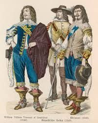 Cavaliers - also known as Royalists, was the name used by Parliamentarians for a supporter of King Charles I and his son Charles II during the English Civil War, the Interregnum, and the Restoration. House Of Stuart, 17th Century Fashion, 18th Century, Twelfth Night, Historical Costume, British History, Fashion History, Men's Fashion, Cavalier