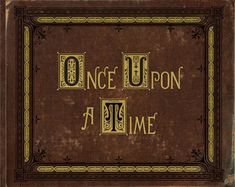 Henry's Once Upon A Time Mini Storybook - Made To Order