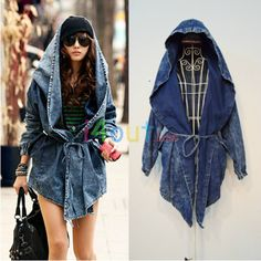 coat lookbook fashion denim denim jacket clothes jacket jumper celebrities style design beautiful outwear streetstyle