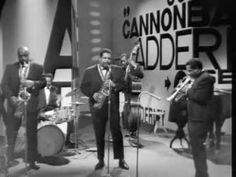 Cannonball Adderley Sextet-Live in Switzerland & Germany '63