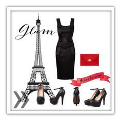 """""""AllhqFashion 10"""" by christine-792 ❤ liked on Polyvore featuring Jimmy Choo"""