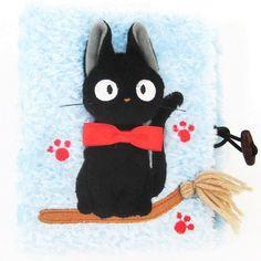 ALBUM - 50 Pocket 100 Photo - Fluffy - Sun Arrow - Jiji - Kiki's Delivery Service - Studio Ghibli (new product 2016)