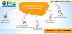 Web Design Company Gurgaon   Website Hosting   Web Development   Mobile Application Development   India For more information contact us or visit our website  paztechnologies.com/