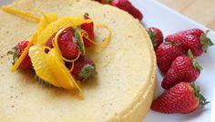 Joyce Goldstein's Sephardic orange and almond cake for Passover. Photo: Liz Hafalia, The Chronicle