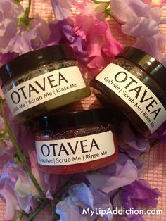 HAPPY NEW YEAR Beauties!!!!! First Post of 2016 - First Giveaway on my website for 2016 ! Okay - So today this Giveaway comes from Otavea - I have reviewed their all natural body scrubs before and ... @catforsley #giveaway