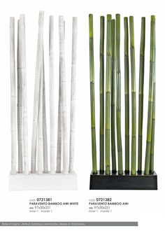 We think this will inspire growth of new ideas Room Deviders, Bamboo Room Divider, Deco Nature, Branch Decor, Interior Decorating, Interior Design, Cardboard Crafts, Diy Bedroom Decor, Architecture Design