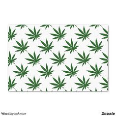 "Sold 2 Weed 10"" X 15"" Tissue Paper. For more great Zazzle products with marijuana designs visit  http://www.zazzle.com/kahmier/products?dp=0&sr=250803054334132445&cg=196699174843901775&rf=238207742997519561&tc=pin"