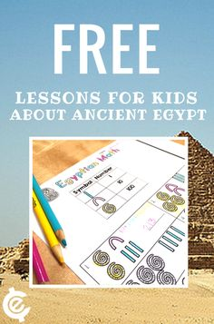 Download a FREE lesson for kids about Ancient Egypt and jump into King Tut's history!  http://www.educents.com/king-tut-mini-unit.html?utm_content=buffer5fd08&utm_medium=social&utm_source=pinterest.com&utm_campaign=buffer#Deal