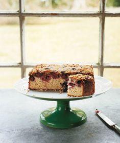 Sandi Rose's Blackberry Crumb Cake