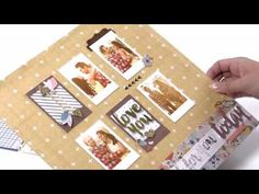 We R Memory Keepers   Precision Press for Stamping Video - Scrapbook.com