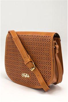 Geantă, maro - Buffalo - #clutch #bag #handbag #purse #office #style #stil #genti #geanta #plic #piele #leather #accesorii #accessories #moda #fashion