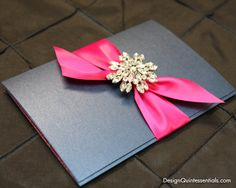 Chrysanthemums Floral Trifold Wedding by designquintessential, $11.75