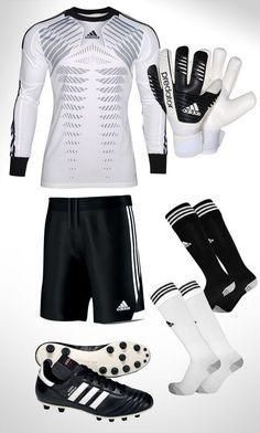 Soccer Goalie, Soccer Gear, Soccer Uniforms, Soccer Boots, Kids Soccer, Play Soccer, Adidas Soccer Shoes, Adidas Football, Football Shirts
