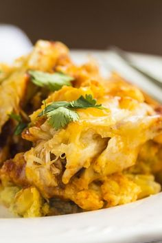 Slow Cooker Cilantro Lime Chicken Recipe