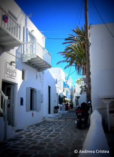 Mykonos, Grecia   Update Your Journal