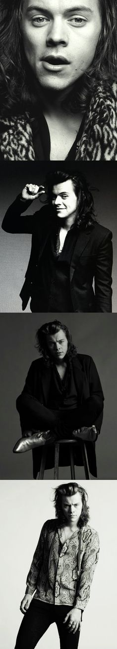 Harry Styles ❥ Photoshoot outtakes © Sven Jacobsen
