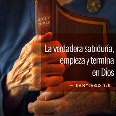 La verdadera sabiduría empieza y termina en Dios