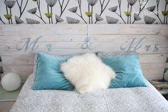 Cómo hacer un cabecero para la cama de palets