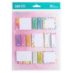 Accessorize & organize with sticker books, dashboards, CoilClips, StylizedSticky™ notes, markers, elastic bands, penholders, folders & more!