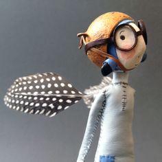 Image of Crash Helmet Fairy by Samantha Bryan