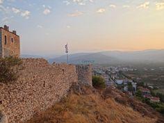 Κάστρο Zαφειρόπουλου/ Παράλιο Άστρος Zafiropoulos Castle / Paralio Astros