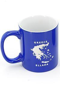 Good Morning Magka Greek Coffee Mug
