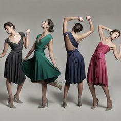 Infinity dress-- The Sewing Studio