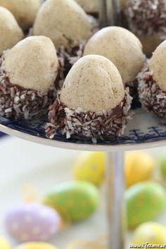 LCHF påskkakor | Bakverk/Desserter | LifeZone
