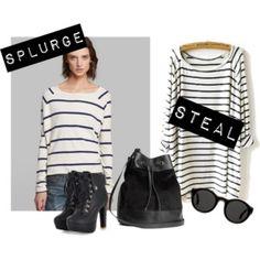 Splurge VS Steal, you decide!