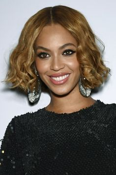 THE SWINGY BOB: BEYONCE- If you have thick hair, ask your stylist to remove bulk from underneath with layers.
