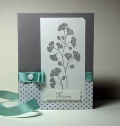 Kind & Caring Thoughts CAS115 Friend by Missro - Cards and Paper Crafts at Splitcoaststampers