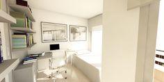 Dormitorio #interiorismo #hogar  #design #dormitorio #barcelona #decoracion