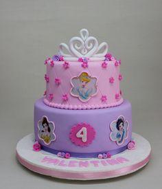 Princess Disney Cake by Violeta Glace