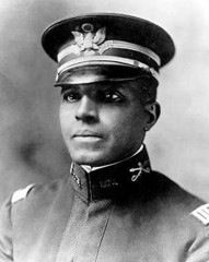 Among the black leaders on Pershing's mission was Charles Young. Born in Kentucky in 1864, Young continued a military tradition started by his father, who had served in the Colored Artillery during the Civil War. Young graduated from West Point and served in the military with assignments in Haiti, Philippines, Liberia and Mexico. In Mexico he led the 2nd squadron against Pancho Villa's rebels at Agua Caliente. Charles Young was the first African American to achieve the rank of Colonel.