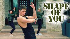 Ed Sheeran - Shape Of You   The Fitness Marshall   Cardio Concert - YouTube