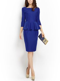 Re-pin if you'd like to see Mode-sty carry this dress