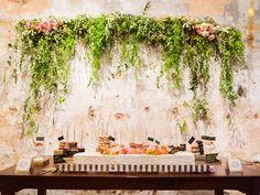 10 Scrumptious Doughnut Displays From Weddings We Love | TheKnot.com