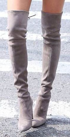Over the Knee Boots ❤︎