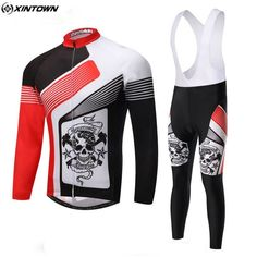 11 Best men long sleeve cycling jersey set images  80133ab89