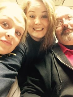 Kayla,Kristie,and Mike