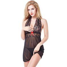 Women Lady Sexy Lingerie Corset With G-string Underwear Sleepwear Set Free Shipping