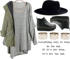 """""""It'll be alright"""" by luxe-ocean ❤ liked on Polyvore"""