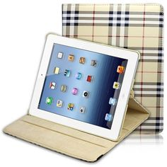 a more chic Burberry ipad case Ipad 2 Case, Ipad Covers, Best Clips, Scottish Tartans, Spy, Stage, Cases, Graphics, Apple