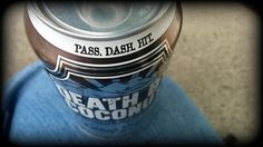 Bräuista: Death by Coconut Death By Coconut, Drink Bottles, Brewing, Beer, Root Beer, Ale
