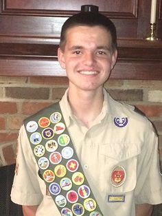 Upper Arlington Hastings Middle School eighth-grader Daniel Seely wants to honor military veterans who once attended Hastings.
