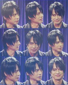 あっちゃん♡今の髪型が史上最高に好きです(*´ρ`) | 櫻井敦司 BUCK-TICK | BABEL ニコ生 171114