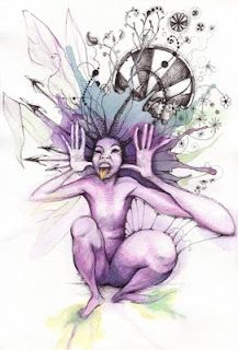 Strawberry Anarchy: Lady Cottington's Pressed Fairy Book & Brian Froud Interview