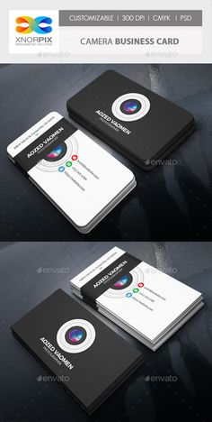 Free Corporate Office Identity Card Template PSD | Corporate ...