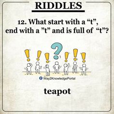 Riddles Kids, Riddle Puzzles, Disney Theory, What Kind Of Dog, What If Questions, Brain Teasers, Chex Mix, Quizzes, Funny